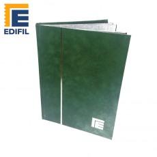 Clasificador 22,5 x 30,5 cm 32 páginas