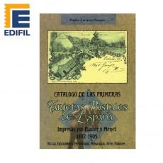 PRIMERAS TARJETAS POSTALES de ESPAÑA impresas por Hauser y Menet (1802-1905). Martín Carrasco