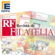 Suscripción anual Revista de Filatelia