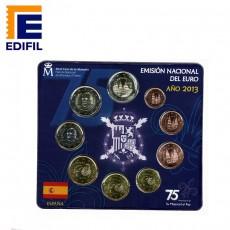 Euroset 2013. Serie 9 monedas