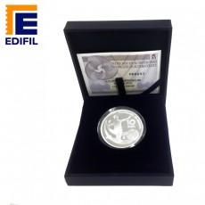 Eurocopa 2012 8 reales plata
