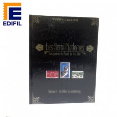 Yvert et Tellier Semi-moderno (1941-1960) Volumen I (A-L) Ed. 2013