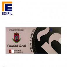 Capitales de provincia Serie 3ª. Ciudad Real 5€ plata