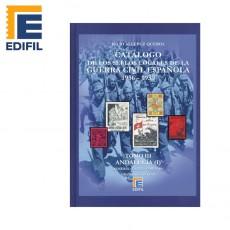 SELLOS LOCALES GUERRA CIVIL española Tomo III (1936-1939) Andalucía (I) Julio Allepuz