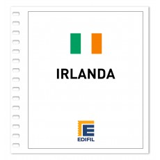 Irlanda Suplemento 2013 ilustrado. Color