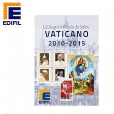 CATÁLOGO VATICANO EDICIÓN 2010 + CATÁLOGO VATICANO 2010-2015
