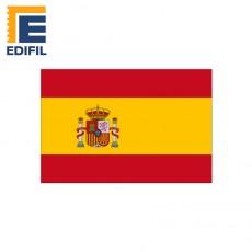España 2002/2005 Bloques de 4 Juegos de hojas ilustrado.Color