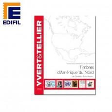 Catálogo Yvert Tellier América del Norte
