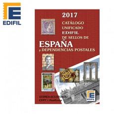 Catálogo Unificado de sellos de España y Dependencias Postales 2016