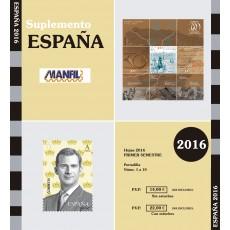 Suplemento MANFIL 2016 (2º semestre)