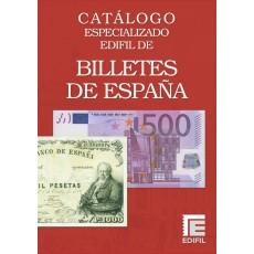 Catálogo Especializado de Billetes de España Ed. 2017