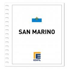 San Marino Suplemento 2016 ilustrado