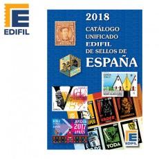 Catálogo Unificado de sellos de España 2018