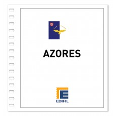 Azores Suplemento 2017 ilustrado. Color
