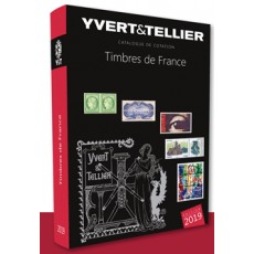 Francia 2019 Tomo I Yvert Tellier 2019