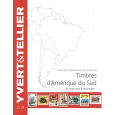 Yvert América del Sur 2019