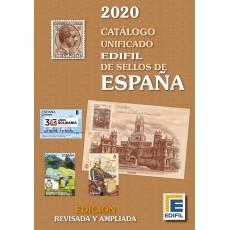 Catálogo de Sellos de España 2020