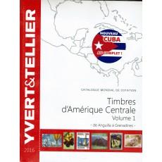 Yvert América Central Vol. 1 (A-G)