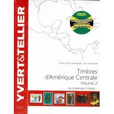 Yvert América Central Vol. 2 (G-V)