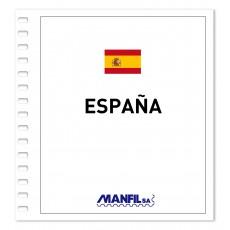 Suplemento MANFIL 2019 Recortados procedentes de Hojas Bloque y Carnés