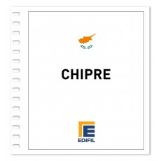 Chipre Suplemento 2012 ilustrado. Color