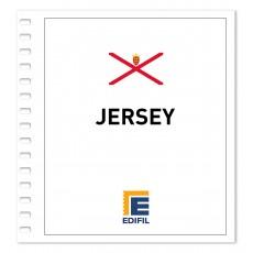 Jersey 2001/2005. Juego hojas. Color