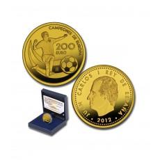 Eurocopa 2012 oro