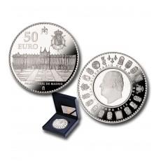 75º Aniversario del Rey. Moneda 50€ + 5€
