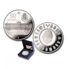 75º Aniversario del Rey. Moneda Cincuentin 50€