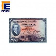 Álbum Billetes de España Alfonso XIII  y II República