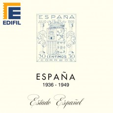 Hojas España Estado Español (1936-1949)