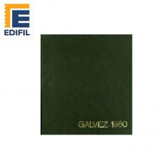 Catálogo Especializado de España. Gálvez, 1960. Reimpresión