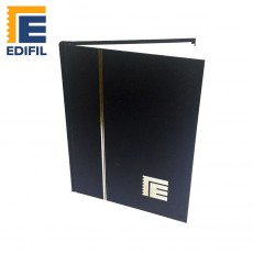 Clasificador 17,5 x 23 cm 16 páginas
