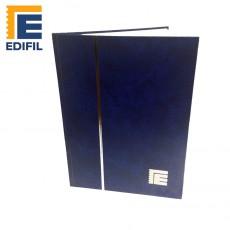 Clasificador 22,5 x 30,5 cm 16 páginas