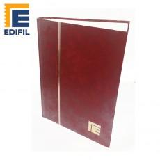 Clasificador 22,5 x 30,5 cm 48 páginas