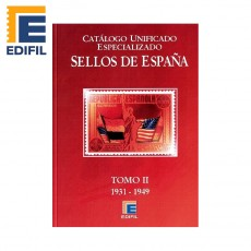 ESPAÑA. Tomo II  (1931-1949). Edición 2009
