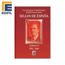 ESPAÑA. Tomo IV (1991-2010). Edición 2010
