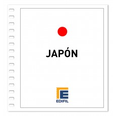 Japón 2006/2010. Juego hojas ilustrado. Color