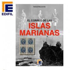 Tapas de encuadernación El Correo de las Islas Marianas