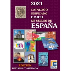Catálogo de Sellos de España 2021