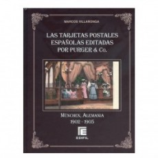 Las Tarjetas Postales españolas editadas por PURGER & CO 1902-1905