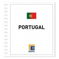Portugal 1970/1980. Juego hojas ilustrado