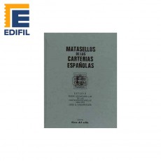 José G. Sabariegos. Estudio sobre los matasellos de las carterías españolas. Madrid, 1980.